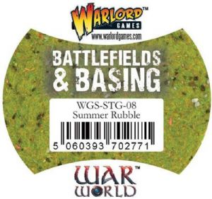 Warlord Games - Battlefields and Basing - Summer Rubble (180ml)